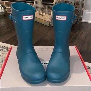 Hunter Rain Boots!! ☔️